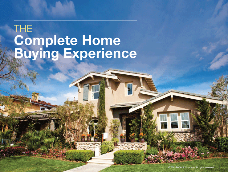 Complete Home Buying Experience Page 1