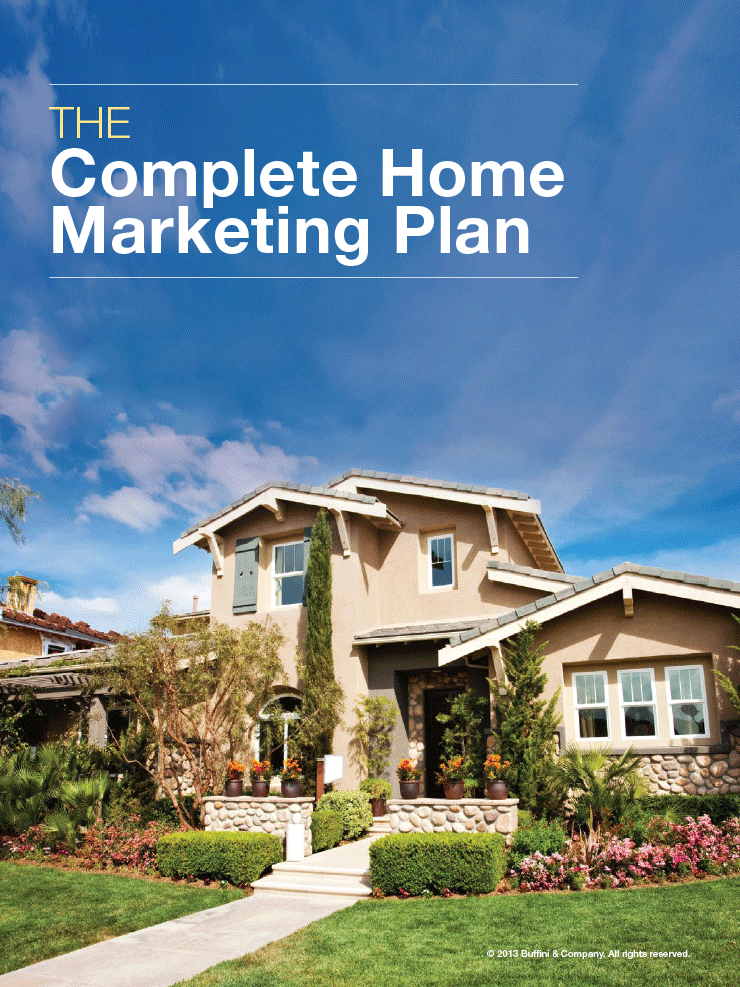 Complete Home Marketing Plan Page 1
